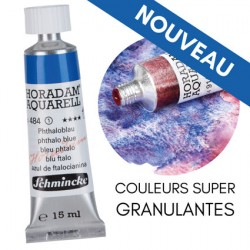 Peinture aquarelle Horadam, tube 15ml