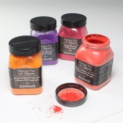 Pigments purs en poudre Sennelier