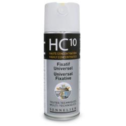 Fixatif universel HC10 à haute concentration, aérosol 400ml
