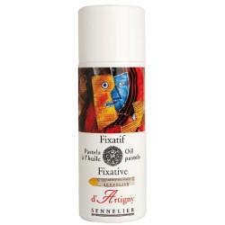 Fixatif pastels à l'huile d'Artigny, aérosol 400ml