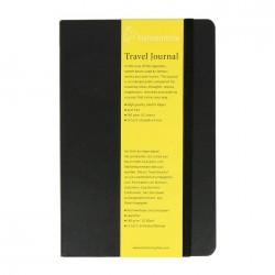 Carnets de croquis Travel Journals Hahnemühle 140g/m², 62 fls reliées