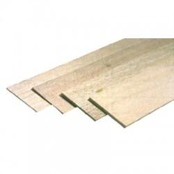 Planches de balsa 10cm x1m