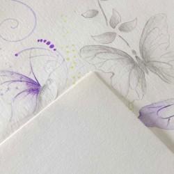 Papier multi-techniques Imagine 350g/m²