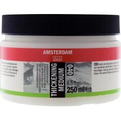 Médium épaississant acrylique 040 Amsterdam