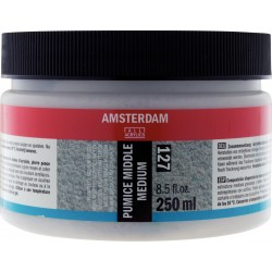 Medium acrylique pierre ponce moyen Amsterdam 127