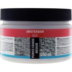 Medium acrylique pierre ponce gros Amsterdam 128