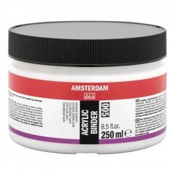 Liant acrylique Binder Amsterdam 005