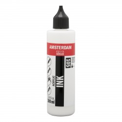 Encres acrylique Amsterdam, flacon 100ml