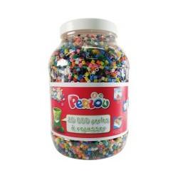 Baril 20000 perles à repasser Perlou