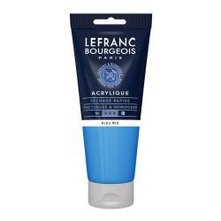 Peinture acrylique Fine Lefranc, tube 200ml