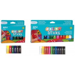 Sets gouache solide Color Sticks x10g