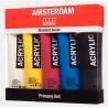 Set tubes acrylique Amsterdam 5x 120ml