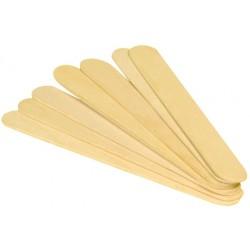 Sac de bâtonnets plats en bois - 155mm x100 pcs