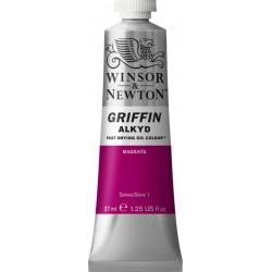 Peinture à l'huile alkyde Griffin, tube 37ml