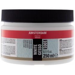 Gesso supérieur blanc Amsterdam 1001