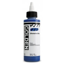 Encre acrylique Golden High Flow, flacon 118 ml