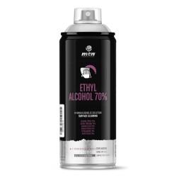 Nettoyant / désinfectant alcool 70% MTN PRO, aérosol 400 ml