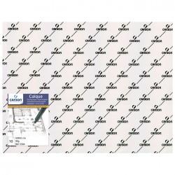Papier calque 90g/m², manipack de 10 feuilles