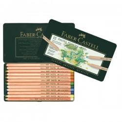 Boîtes métal crayons pastel Pitt