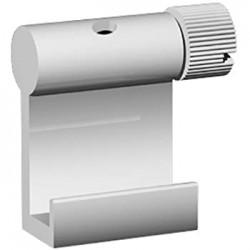 Crochet à tableau 10kg spécial cadre aluminium pour fil et câble