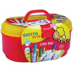 Boîte de coloriage Color Box Giotto Bébé 27pcs