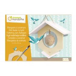 Boîte créative Mangeoire à oiseaux en bois à construire