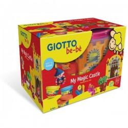 Set de modelage Giotto bébè - My magic castle