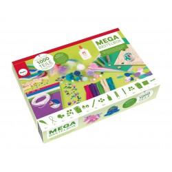 Méga-boîte de bricolage Fantasy x1000pcs