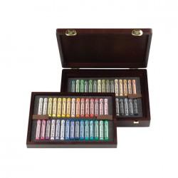 Coffret Luxe 60 pastels secs Rembrandt