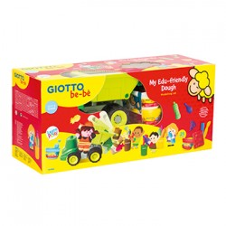 Set de modelage Giotto bébè - My Edufriendly Dough