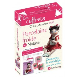 Coffret porcelaine froide Wepam by Natasel