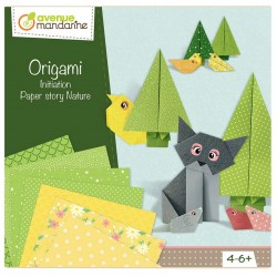 Coffret Origami initiation