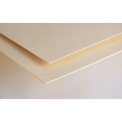 Cartonnette bois 1 mm pH neutre 60x80cm