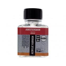 Vernis acrylique brillant 114 Amsterdam