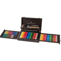 Coffret bois Collection Beaux-Arts x126 pcs