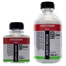 Médium acrylique brillant 012 Amsterdam