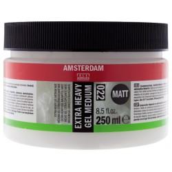 Gel médium extra-épais mat 022 Amsterdam