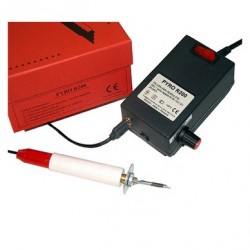 Pyrograveur multi-fonction basse tension - Pyrographe R200 - SCRAPYRO