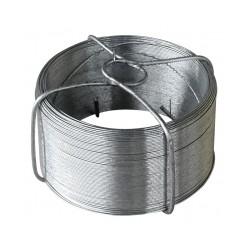 Bobine de fil de fer galvanisé ø0.7mm x 100m