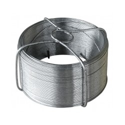 Bobine de fil de fer galvanisé ø1.3mm x 50m