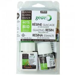 Kits résine de glaçage Biorganic Gédéo