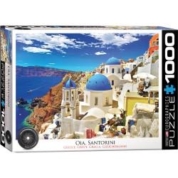 Puzzle 1000 pièces - Grèce
