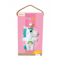 Kit créatif Little Couz'In - Alicia, la licorne