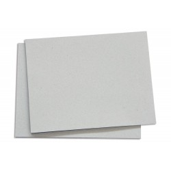 Carton gris 4 mm 80x120cm