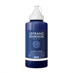 Peinture acrylique Fine Lefranc, pot 750ml