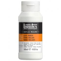 Vernis acrylique brillant Liquitex