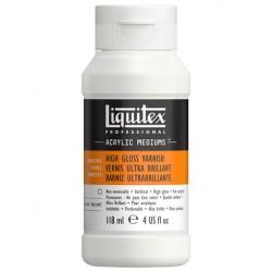 Vernis acrylique ultra-brillant Liquitex