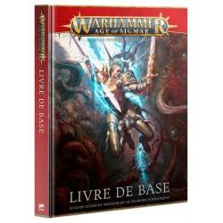 Livre Warhammer Age of Sigmar - Livre de Base