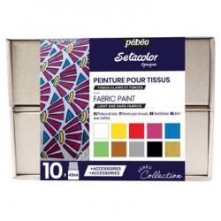 Coffret Collection Sétacolor n°1, 10x45ml