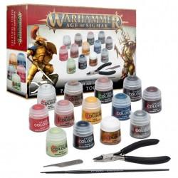 Set Warhammer Age of Sigmar - peinture et outils